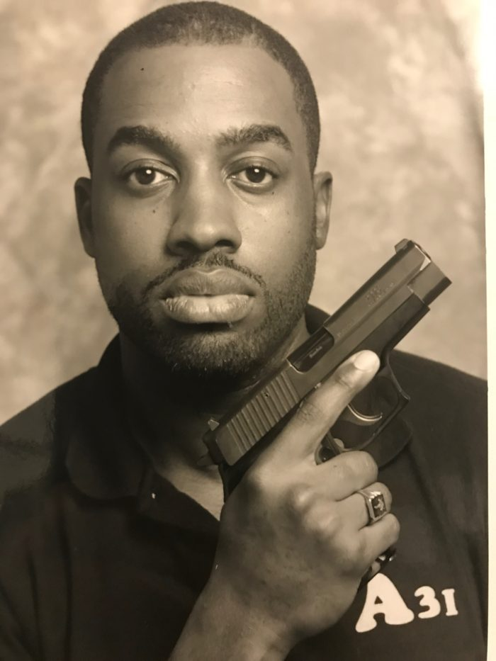Kenn Blanchard c.1999 from african american arms and instruction, inc.